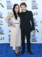 08 February 2020 - Santa Monica - Willem Dafoe. 2020 Film Independent Spirit Awards - Arrivals held at Santa Monica Pier. Photo Credit: Birdie Thompson/AdMedia