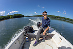 Colin Eimers, Sasanoa River