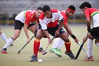Hockey Series 2018 Varones Venezuela vs Bolivia