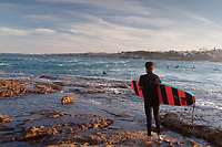 Surfer, Bondi Beach, Sydney, New South Wales, Australia