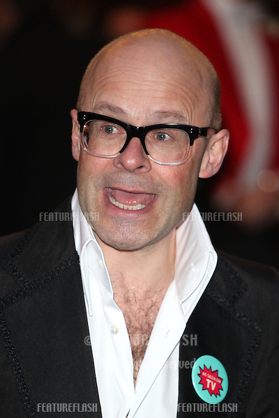 Harry Hill arriving for the I Can't Sing Press Night, at the Paladium, London. 26/03/2014 Picture by: Alexandra Glen / Featureflash