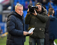 Portsmouth Manager Kenny Jackett during Portsmouth vs Altrincham, Emirates FA Cup Football at Fratton Park on 30th November 2019