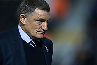 Blackburn Rovers manager Tony Mowbray <br /> <br /> Photographer /Ashley WesternCameraSport<br /> <br /> The EFL Sky Bet Championship - Fulham v Blackburn Rovers - Tuesday 14th March 2017 - Craven Cottage - London<br /> <br /> World Copyright &copy; 2017 CameraSport. All rights reserved. 43 Linden Ave. Countesthorpe. Leicester. England. LE8 5PG - Tel: +44 (0) 116 277 4147 - admin@camerasport.com - www.camerasport.com