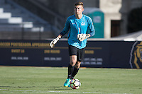 BERKELEY, CA - October 13, 2016: Jonathan Klinsmann. Cal played UCLA at Edwards Stadium.