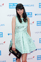 Lilah Parsons at the We Day UK 2014 at Wembley Arena,  London. 07/03/2014 Picture by: Dave Norton / Featureflash