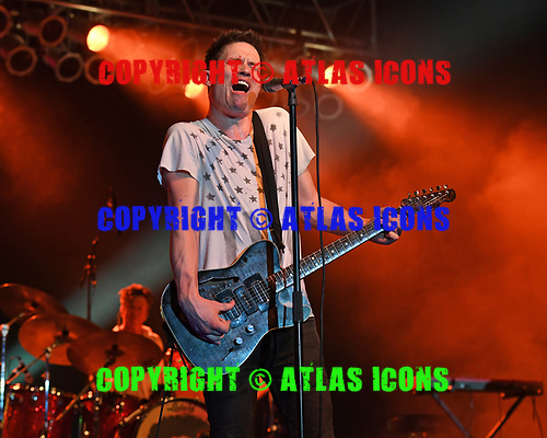 POMPANO BEACH FL - MARCH 03: Jonny Lang performs during Experience Hendrix at The Pompano Beach Amphitheater on March 3, 2019 in Pompano Beach, Florida. Photo by Larry Marano © 2019