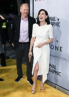 "09 May 2019 - Beverly Hills, California - Noah Emmerich, Julianna Margulies. National Geographic Screening of ""The Hot Zone"" held at Samuel Goldwyn Theater. Photo Credit: Billy Bennight/AdMedia"