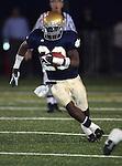 Servite @ Notre Dame - Sherman Oaks (CIF Southern Section).Thaddeus Brown (22).Notre Dame High School Stadium.Sherman Oaks, CA (Los Angeles) - October 5, 2007.KN1R8369.CREDIT: Dirk Dewachter