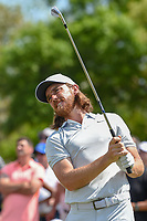 Tommy Fleetwood (ENG) watches his tee shot on 7 during round 4 of the Arnold Palmer Invitational at Bay Hill Golf Club, Bay Hill, Florida. 3/10/2019.<br /> Picture: Golffile | Ken Murray<br /> <br /> <br /> All photo usage must carry mandatory copyright credit (© Golffile | Ken Murray)