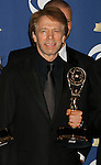 LOS ANGELES, CA. - September 20: Jerry Bruckheimer  poses in the press room at the 61st Primetime Emmy Awards held at the Nokia Theatre on September 20, 2009 in Los Angeles, California.