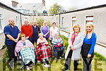 St Louis Nursing Home fundraiser to get money raised for their nursing home garden.<br /> Front l to r: Yvonne Maher (Owner), Phenna O'Connor, <br /> Front row: Josephine Nolan, Maureen King and Mary Sheridan.<br /> Back l to r: Paul McElligott, Bernard Nolan, Johnny Kelly, Jennifer Hurley and Mary Craske.