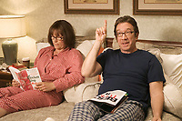 Christmas with the Kranks (2004) <br /> Tim Allen &amp; Jamie Lee Curtis<br /> *Filmstill - Editorial Use Only*<br /> CAP/KFS<br /> Image supplied by Capital Pictures