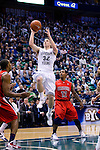 10-11mBKB vs Arizona 459.CR2..10-11mBKB vs Arizona at Energy Solutions Arena in SLC...BYU - 76.AZ - 65..December 11, 2010..Photography by Mark A. Philbrick..Copyright BYU Photo 2010.All Rights Reserved.photo@byu.edu  (801)422-7322