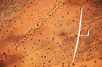 EB 29 in der Kalaharie: NAMIBIA, AFRIKA, 18.11.2019: EB 29 in der Kalaharie