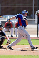 Clark Murphy - Texas Rangers 2009 Instructional League.Photo by:  Bill Mitchell/Four Seam Images..
