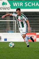 ROTINGHAUSEN - Voetbal, Sankt Pauli - FC Groningen, oefenduel, 01-09-2017, FC Groningen speler Yoell van Nieff