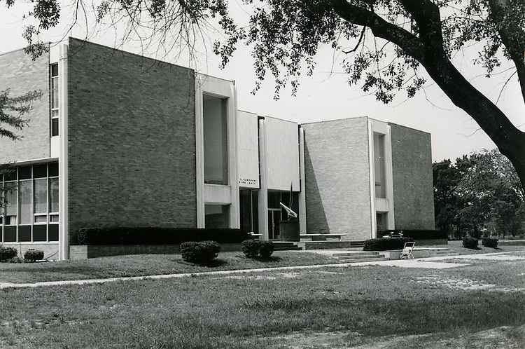 1967  July  18..Redevelopment .Old Dominion (R-28)..Kaufman Hall.Old Dominion University..Sam McKay.NEG#..