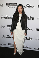 WEST HOLLYWOOD, CA - APRIL 27: Awkwafina, at Marie Claire Fifth Annual Fresh Faces event honoring it's May Cover Stars at Poppy in West Hollywood, California on April 27, 2018. Credit: Faye Sadou/MediaPunch