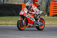 Dani Pedrosa of Spain and Repsol Honda Team during the MotoGP Italy Grand Prix 2017 at Autodromo del Mugello, Florence, Italy on 4th June 2017. Photo by Danilo D'Auria.<br /> <br /> Danilo D'Auria/UK Sports Pics Ltd/Alterphotos /NortePhoto.com