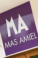 Mas Amiel, Maury, Roussillon, France