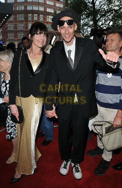 guest &amp; Ben Volpeliere-Pierrot at the &quot;Brexit: The Movie&quot; UK film premiere, Odeon Leicester Square cinema, Leicester Square, London, England, UK, on Wednesday 11 May 2016.<br /> CAP/CAN<br /> &copy;Can Nguyen/Capital Pictures