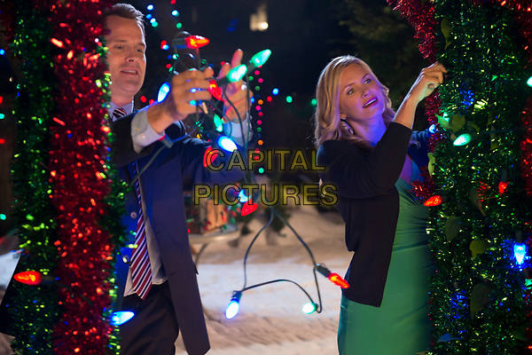 A Christmas Song (2012)<br /> Gabriel Hogan &amp; Natasha Henstridge  <br /> *Filmstill - Editorial Use Only*<br /> CAP/KFS<br /> Image supplied by Capital Pictures