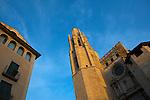 Església de Sant Feliu de Girona, Catalonia.