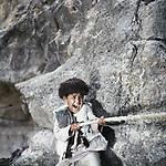 Легенда древних гор (1988)