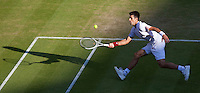 26-6-09, England, London, Wimbledon, 26-6-09, England, London, Wimbledon, Novak Djokovic