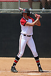 RALEIGH, NC - MAY 07: NC State's Jade Caraway. The North Carolina State University Wolfpack hosted the University of Louisville Cardinals on May 7, 2017, at Dail Softball Stadium in Raleigh, NC in a Division I College Softball game. Louisville won the game 7-0.