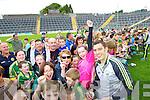 David Moran Kerry Senior footballer at Kerry GAA family day at Fitzgerald Stadium on Saturday.