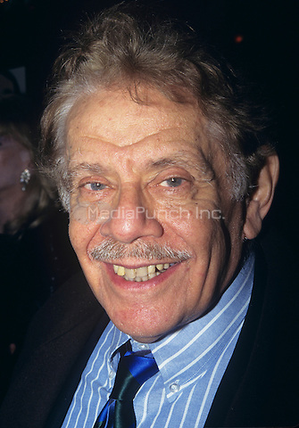 "Jerry Stiller at ""The Sunshine Boy's"" play opening party at Sardi's on December 6th, 1997 in New York City.  © Joseph Marzullo / MediaPunch."