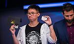 Platinum Pass Winner Haoxiang Wang