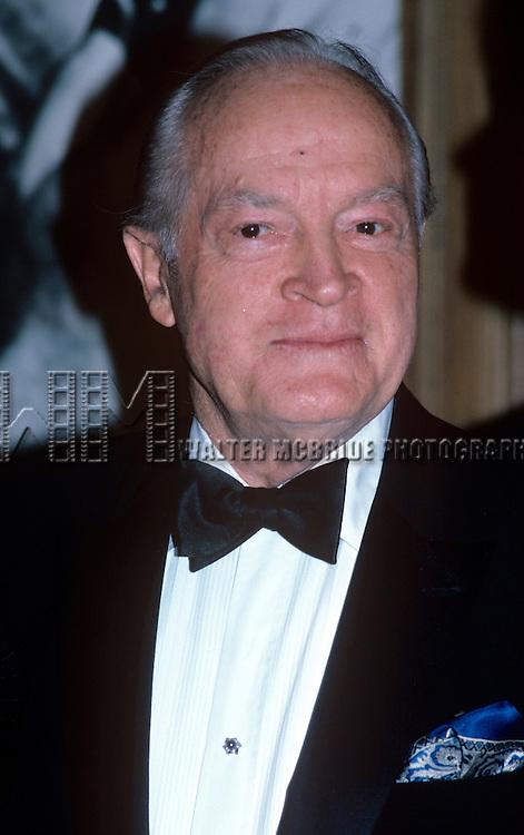 Bob Hope New York City April 1986