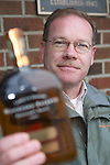 Chris Morris is the master distiller for Woodford Reserve.