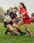 Rippa Rugby - Beachlands U11 Girls v Papatoetoe, 8 June 2019