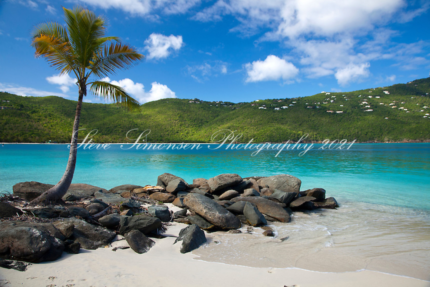 Little Magen's Bay.St. Thomas.U.S. Virgin Islands
