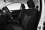 Front seat view of 2017 Chevrolet Spark 1LT 5 Door Hatchback Front Seat  car photos