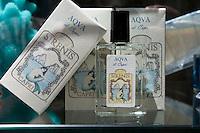 Italien, Capri, Parfum-Geschäft in Anacapri