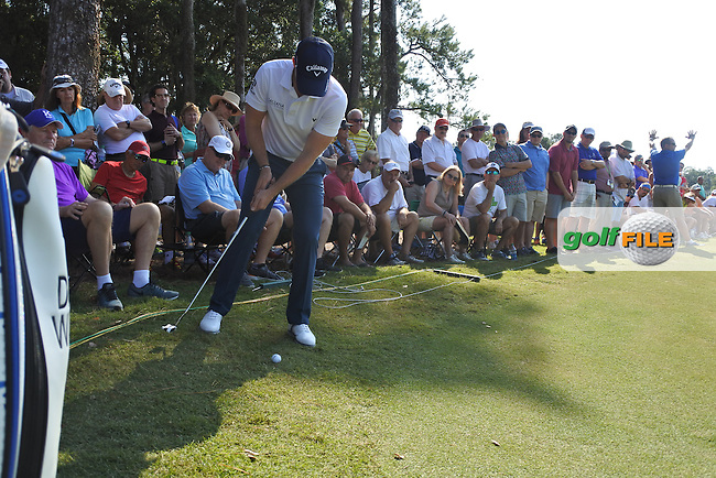 Danny Willett (ENG) during round 1of the Players, TPC Sawgrass, Championship Way, Ponte Vedra Beach, FL 32082, USA. 12/05/2016.<br /> Picture: Golffile | Fran Caffrey<br /> <br /> <br /> All photo usage must carry mandatory copyright credit (&copy; Golffile | Fran Caffrey)