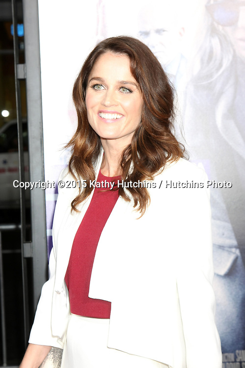 "LOS ANGELES - OCT 26:  Robin Tunney at the ""Our Brand is Crisis"" LA Premiere at the TCL Chinese Theater on October 26, 2015 in Los Angeles, CA"