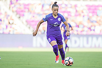 Orlando, FL - Sunday May 14, 2017: Camila during a regular season National Women's Soccer League (NWSL) match between the Orlando Pride and the North Carolina Courage at Orlando City Stadium.