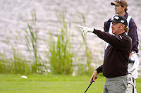 July 7th, 2006. Smurfit European Open, The K Club, Straffan, County Kildare..Spain's Miguel Angel Jimenez at the above..Photo: BARRY CRONIN/Newsfile..(Photo credit should read BARRY CRONIN/NEWSFILE)