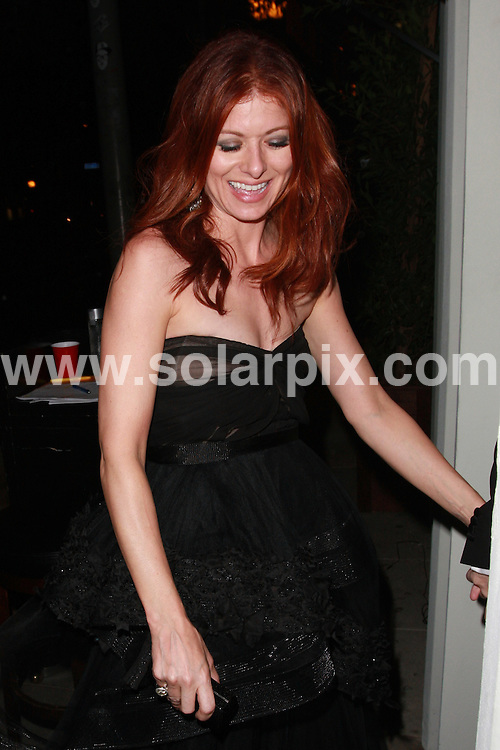 **ALL ROUND PICTURES FROM SOLARPIX.COM**.**WORLDWIDE SYNDICATION RIGHTS**.**NO PUBLICATION IN AUSTRALIA, NEW ZEALAND, DENMARK, GERMANY OR USA**.Deborah Messing attends Emmy Award after party at Foxtail Lounge in West Hollywood. Hollywood, California, USA. 21st September 2008..JOB REF: 7529 LAP(JS)       DATE: 21_09_2008.**MUST CREDIT SOLARPIX.COM OR DOUBLE FEE WILL BE CHARGED* *UNDER NO CIRCUMSTANCES IS THIS IMAGE TO BE REPRODUCED FOR ANY ONLINE EDITION WITHOUT PRIOR PERMISSION*