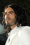 "LOS ANGELES, CA. - May 25: Russell Brand arrives at the ""Get Him To The Greek"" Los Angeles Premiere at The Greek Theatre on May 25, 2010 in Los Angeles, California."