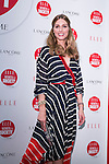 American socialite Olivia Palermo poses for the cameras during a photo-call at the ''ELLE Women in Society'' event on July 13, 2015, Tokyo, Japan. The event promotes the working women's roll in Japanese society with various seminars where top businesswomen, musicians, writers and other international celebrities speak about the working women's roll in the world. By 2020 Prime Minister Shinzo Abe's administration aims to increase the percentage of women in leadership positions to 30% in Japan. (Photo by Rodrigo Reyes Marin/AFLO)
