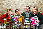 Cheltenham Preview:   Pictured at the Cheltenham Preview night  at Christy's Bar, Listowel on Sunday night last were Kitty Roberts, Angela Moroney & Noel & Rose Kelly.