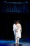 English National Ballet. Romeo and Juliet. In the round. Choreographer: Derek Deane.