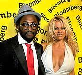 Washington,DC - April 26, 2008 -- Will.I.Am and Pamela Anderson arrive at the Embassy of Costa Rica in Washington, D.C. on Saturday, April 26, 2008 for the annual Bloomberg party following the White House Correspondents Association (WHCA) Dinner..Credit: Ron Sachs / CNP.(RESTRICTION: NO New York or New Jersey Newspapers or newspapers within a 75 mile radius of New York City)