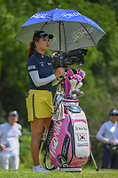 So Yeon Ryu (KOR) waits to tee off on 11 during round 3 of the 2018 KPMG Women's PGA Championship, Kemper Lakes Golf Club, at Kildeer, Illinois, USA. 6/30/2018.<br /> Picture: Golffile | Ken Murray<br /> <br /> All photo usage must carry mandatory copyright credit (&copy; Golffile | Ken Murray)